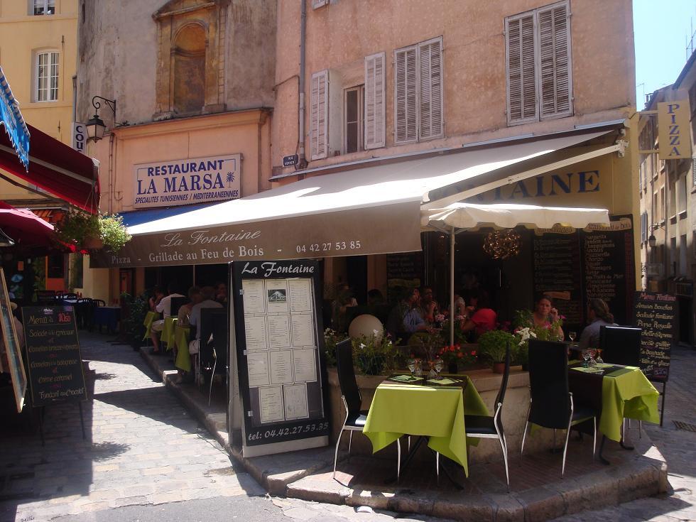 Meyssadem la fontaine en ilove france for Aix en provence cours de cuisine